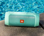 JBL Charge 2+ Portable Wireless Bluetooth Speaker - Teal 5