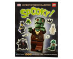 Lego: Spooky! Ultimate Sticker Collection Book 1