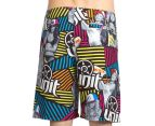 Unit Men's Pedestrian Boardshort - Multi 5