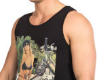 Unit Men's Paradise Tank - Black 6