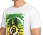 Unit Men's Friction Tee - White 6
