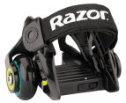 Razor Jetts Heel Wheels - Black/Green video