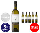 6 x Thorn Clarke Sandpiper Eden Valley Pinot Gris 2016 750mL 1
