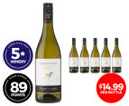 6 x Thorn Clarke Sandpiper Eden Valley Chardonnay 2015 750mL 1