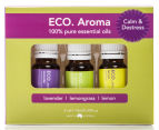 ECO. Aroma Trio Calm & Destress Essential Oils Value Gift Box 1