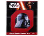 Star Wars Darth Vader Ceramic Mug - Black 6