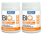 2 x Bioglan Digestive Health Bio Happy Prebiotic Fibre 200g 1