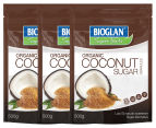 3 x Bioglan SuperFoods Coconut Sugar 500g 1