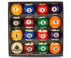 Bundaberg Pool Ball 16-Piece Set 2