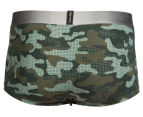 Calvin Klein Men's Magnetic Force Low Rise Trunk - Camo 2