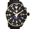 Seiko Men's 45mm SUN026P Sportura Kinetic Watch - Black 2