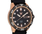 Seiko 46mm Men's SRP680K Automatic Watch - Black 2