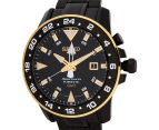 Seiko Men's 45mm SUN026P Sportura Kinetic Watch - Black 3