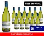 12 x Ninth Island Tasmania Chardonnay 2016 750mL 1