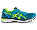 ASICS Men's GEL-Excite 4 Shoe - Island Blue/Safety Yellow/Black 1