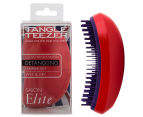 Tangle Teezer Salon Elite Detangling Hairbrush - Red/Purple 1