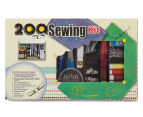 200 Pieces Sewing Kit 6