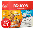 Bounce 15-Ball Protein Power Pack  1