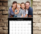Personalised A4 Wall Calendar 2