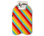 Avanti Insulated Twin Bottle Tote - Retro/Stripe 6
