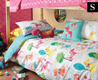KAS Kids Perfect Pooch Single Bed Quilt Cover Set  1
