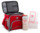 Fitmark The Box Food Bag - Red 1