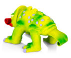 Pet Safe Squeeze Meeze Jr. Latex Chameleon - Green 4