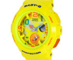 CASIO Women's Baby-G Duo 45mm Watch - Yellow 3