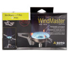 SOTO Micro Regulator Stove Windmaster 5