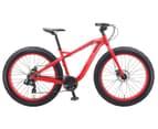 """Progear 26""""/66cm Domino Fat Bike - Race Red 1"""