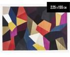 Harlequin 225x155cm Hand Tufted Wool Rug - Multi 1