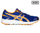 ASICS Grade School Kids' GEL-Zaraca 5 GS Shoe - ASICS Blue/Autumn/White 1