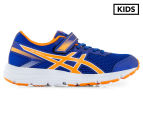 ASICS Pre-School Kids' GEL-Zaraca 5 PS Shoe - ASICS Blue/Autumn/White 1