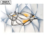 Eye Opening 90x59cm Canvas Wall Art 1