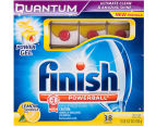 6 x Finish Quantum Lemon 38pk 2