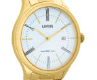 LORUS Men's 41mm Dress Watch - Gold 2