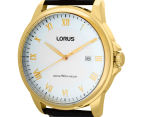 LORUS Men's 43mm Dress Watch - Black 3