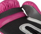 Everlast Pro Style Elite 12oz Training Gloves - Pink 5