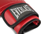 Everlast Authentic Training Gloves Large/X-Large - Red 4