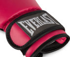 Everlast Authentic Training Gloves Small/Medium - Pink 4