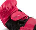 Everlast Authentic Training Gloves Small/Medium - Pink 5