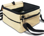 Pet Travel Booster Seat - Beige 1