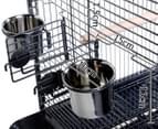 Parrot Pet 170cm Aviary Bird Cage  - Black 3