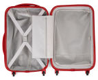 Delsey Helium Classic 4W 55cm Cabin Hardcase - Red 5
