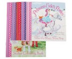 Princess Evie's Ponies Magical Story Case Sticker & Book Collection 3