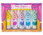 Bella Ballerina Lip Balm 5-Pack 1