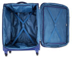 Delsey Lazare 4W 68cm Rollercase - Blue 5