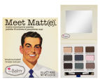 The Balm Meet Matte Eyeshadow Palette 9.5g 1