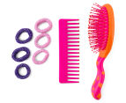 Scunci Girl Hair Dryer Style Set - Pink 4