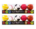 2 x Sport Ball Fizzers 5-Pack 1